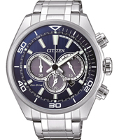 CA4330-81L Sport Eco-drive 44.80mm Solar powered chronograph with Date