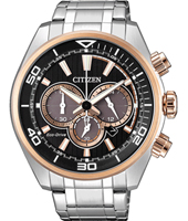 CA4336-85E Sport Eco-drive 44.80mm Solar powered chronograph with Date
