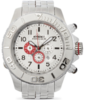 Metal Chrono Series 55mm XL Steel Chronograph Diver