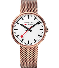 Evo 35mm Swiss railway watch
