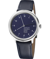 Helvetica No1 Regular 40mm Swiss watch with Sapphire crystal