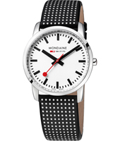 Simply Elegant 36mm Swiss made design watch