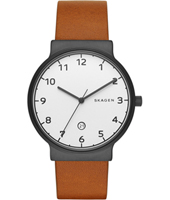 Ancher Large 40mm Gents design watch with date