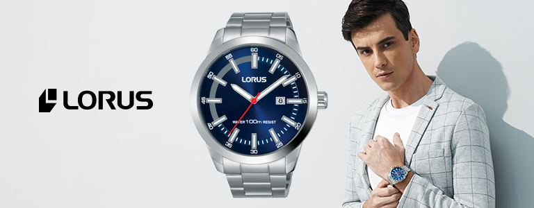 <h1>Lorus watches</h1>