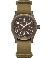H69449861 Khaki Field 38mm